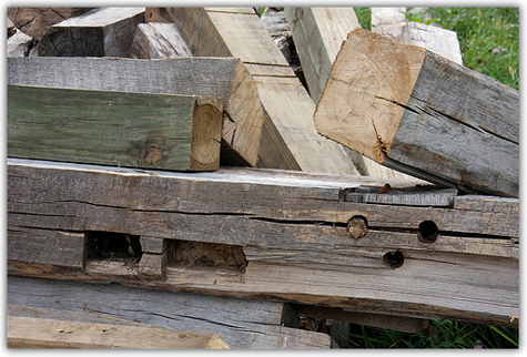 Reclaimed Wood Beams And Timbers Blackford And Sons